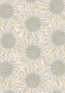 "Sian Saxon Surface Pattern 02 - ""Sunflower 01"""