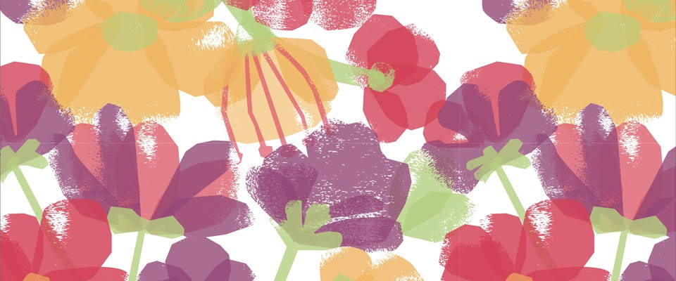 Sian Saxon. Freelance illustrator, print & surface pattern designer.